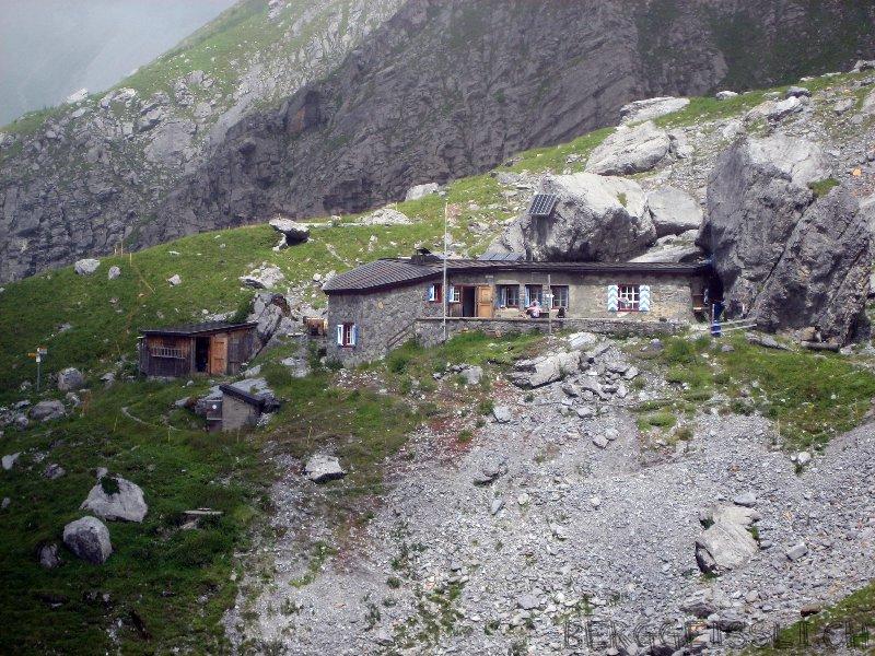 Foto Spannorthütte